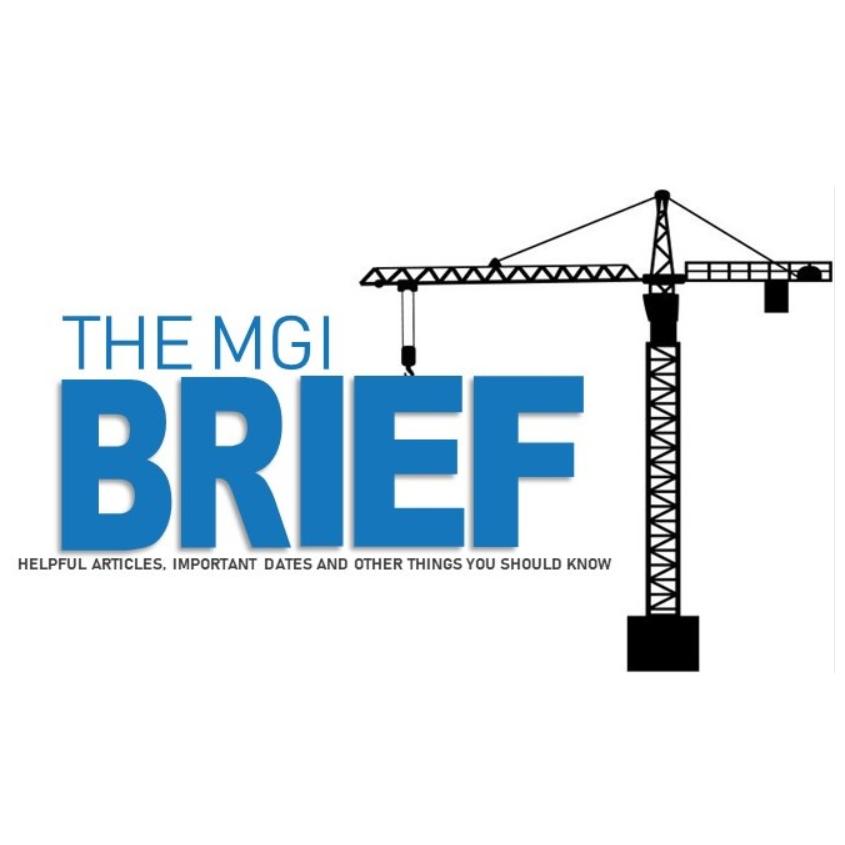 MGI Brief 8/4/2021